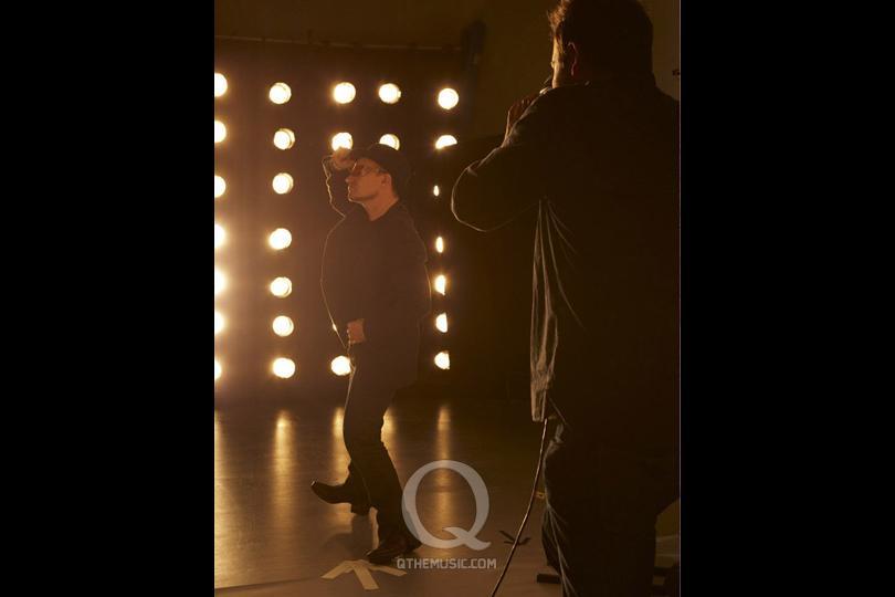 2009 Q cover shoot