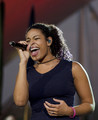 "2011 PBS's ""A Capitol Fourth"" Concert Rehearsals - jordin-sparks photo"