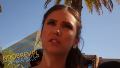 2011 Teen Choice Awards - LA Times Interview