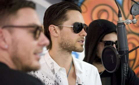 30 Seconds To Mars 2011