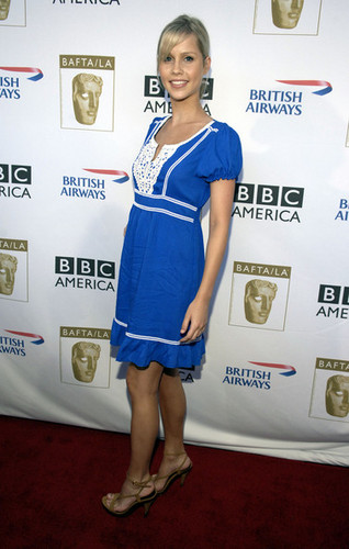 6th Annual BAFTA TV 차 Party. [September 20, 2008]