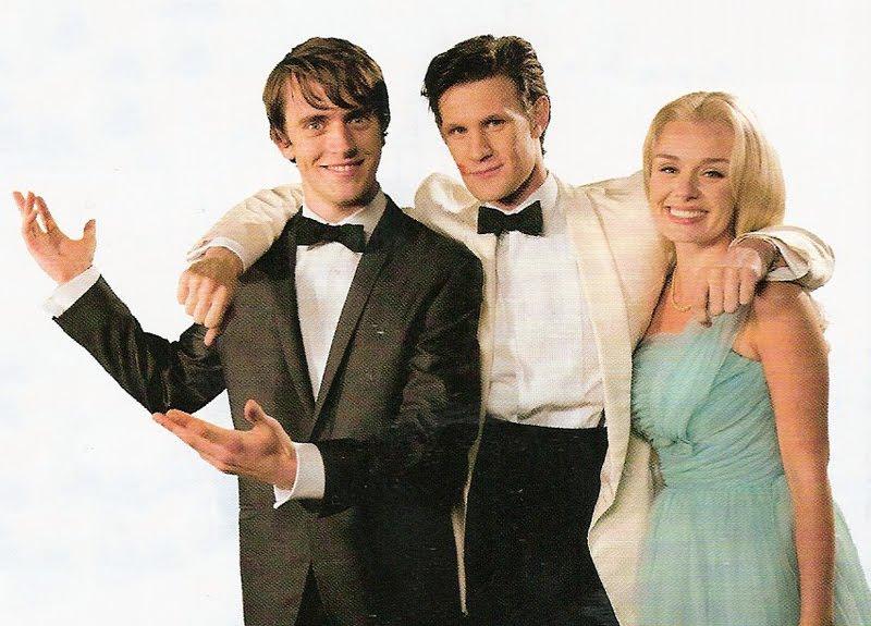 Dr Who Christmas Carol.A Christmas Carol Cast Danny Horn Photo 24467154 Fanpop