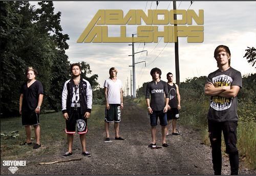 Abandon All Ships por 3ByOne