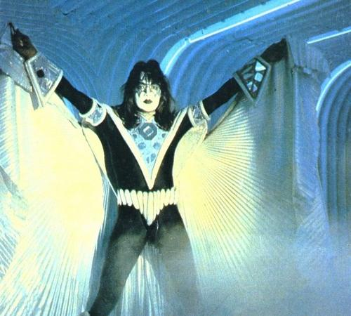 KISS wallpaper titled Ace Frehley