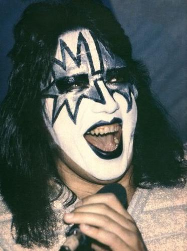Ace Frehley - kiss Photo