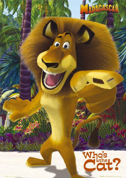 Alex the Lion Alex the LionMadagascar Alex The Lion