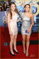 Alexa Vega: 'Glee' Premiere with Sister Makenzie