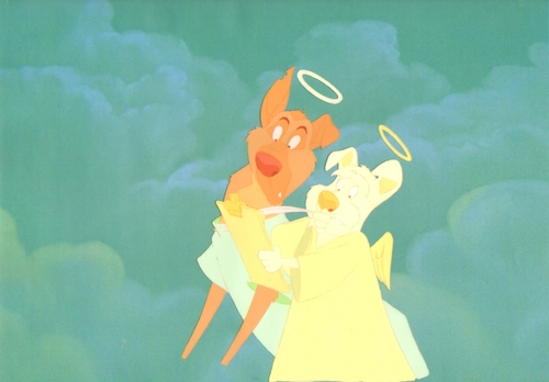 All cachorros Go To Heaven Production Cel