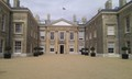 Althorp House -she is buried on the estate