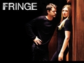 Anna and Josh FRINGE photoshoot wallpaper