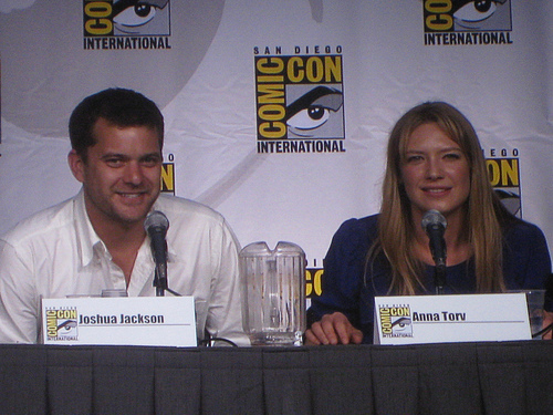 Anna and Josh