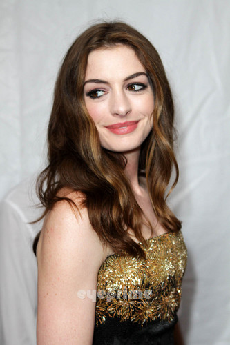 Anne Hathaway: 'One Day' Premiere in New York, August 8