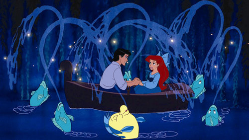 Ariel and Eric images Ariel and Eric wallpaper and background