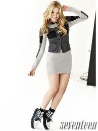 Ashley Benson Seventeen Magazine Photoshoot
