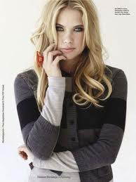 Ashley Benson Seventeen Magazine Photoshoot