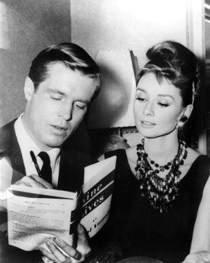 Audrey and George