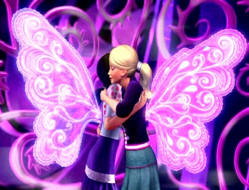 Барби a fairy secret
