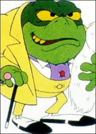 Baron Greenback (Dangermouse)