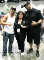 Batista and Chavo Guerrero - batista photo
