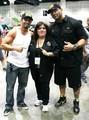 Batista and Chavo Guerrero