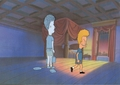 Beavis and Butthead Production Cel - beavis-and-butthead photo
