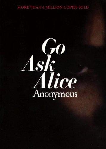 Go Ask Alice book cover