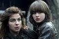 Bran Stark and Osha