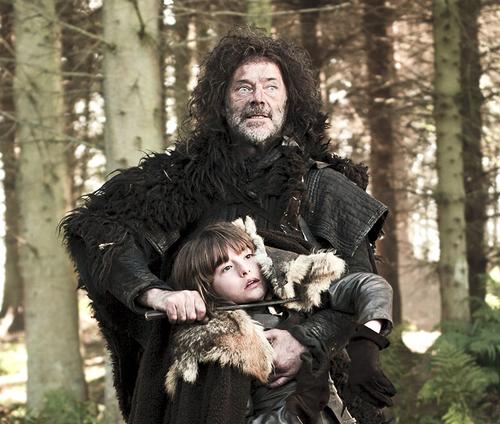 Bran Stark and Stiv