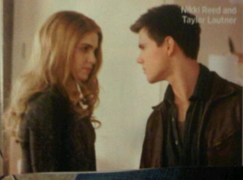 Breaking Dawn Preview in EW - Stills