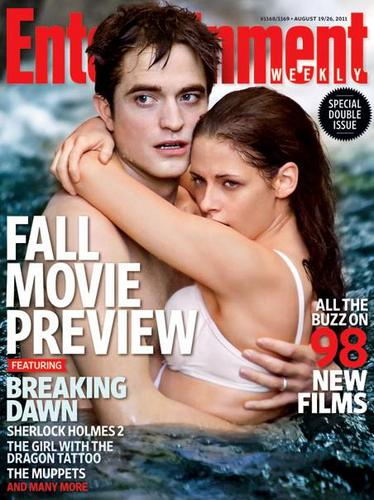 Breaking Dawn prévisualiser stills