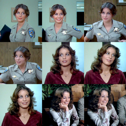 Brianne Leary as Sindy in CHiPs Repo Man