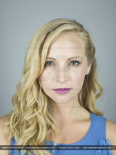 Candice's Entertainment Weekly portraits from Comic Con 2011!!!