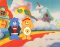 Care Bears 애니메이션 Production Cel