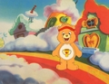 Care Bears Animation Production Cel - care-bears photo
