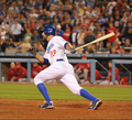 Casey Blake Rocking the High Socks (and Getting an RBI Single) - los-angeles-dodgers photo