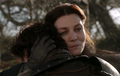 Catelyn and Robb Stark
