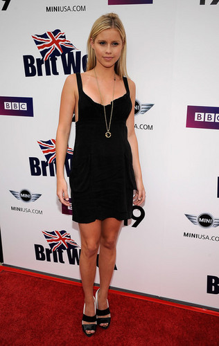 Champagne Launch Of BritWeek 2009. [April 23]
