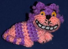 Cheshire Cat crochet