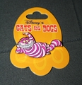 Cheshire Cat pin