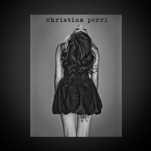 Christina Perri back poster