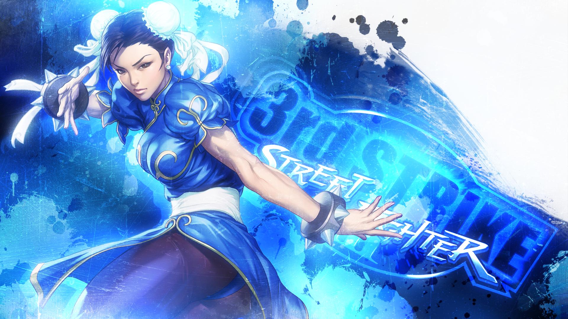 Chun li - Street Fighter Wallpaper (24489758) - Fanpop