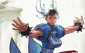Chun li - street-fighter wallpaper