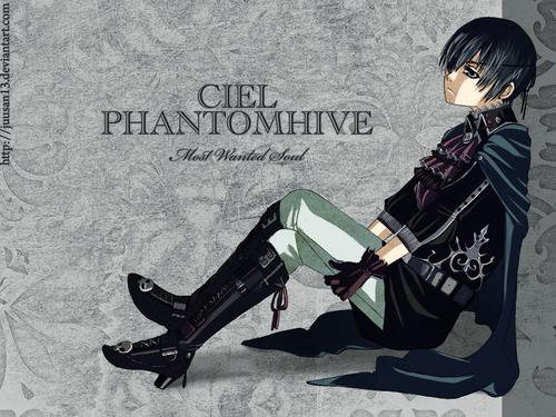 Ciel Phatomhive
