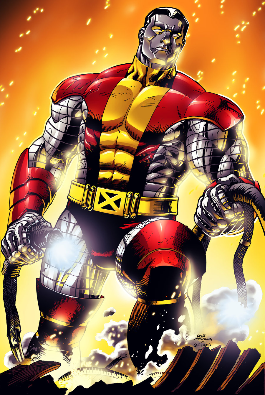 colossus marvel x men - photo #5