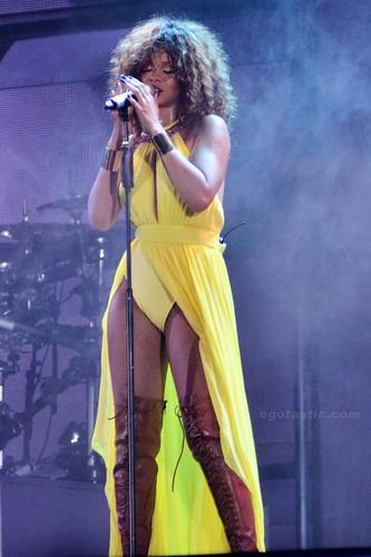 Concert in Barbados 05 08 2011