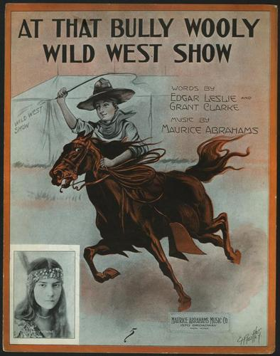 Cowboy Songs - from 1913!