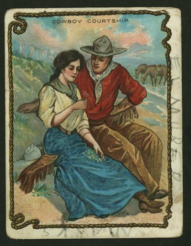 Cowboy courtship