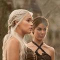 Daenerys Targaryen and Doreah