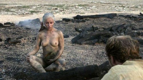 Daenerys Targaryen and Jorah Mormont - daenerys-targaryen Photo