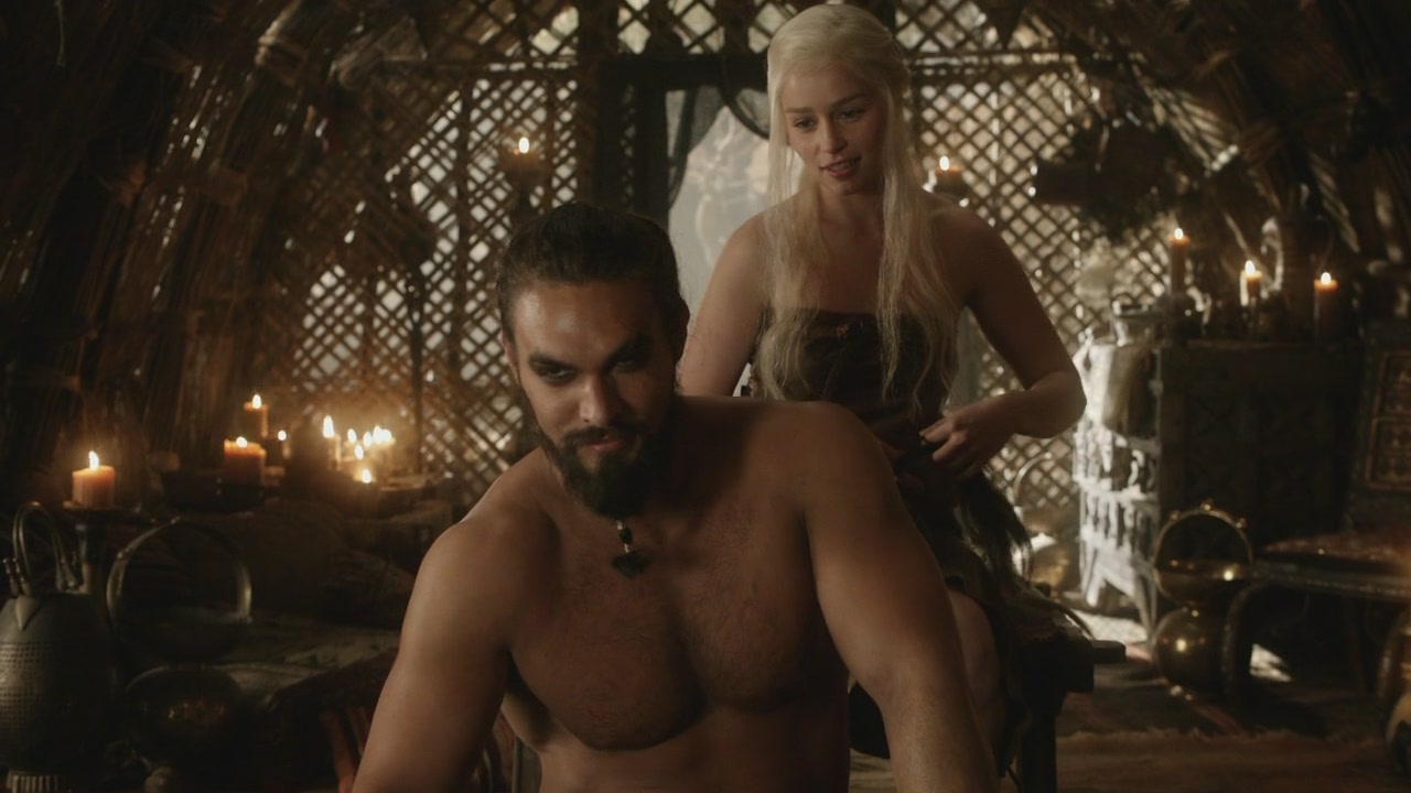 Khal drogo and daenerys wallpaper
